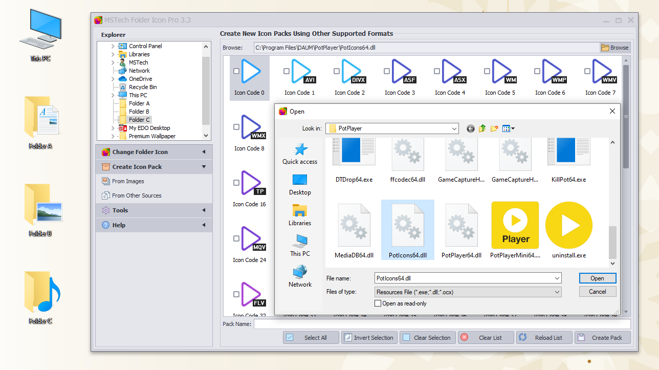 Folder Icon Pro 7 OtherSources