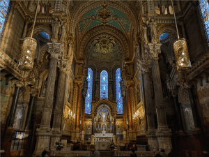 empty cathedral photo