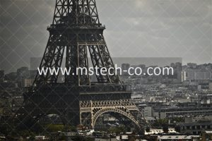 grayscale photography of Eiffel tower photo