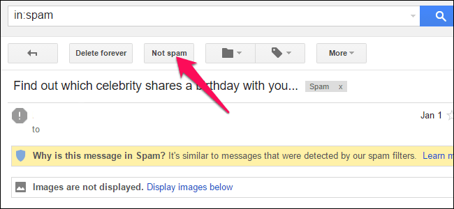 How to Stop Emails from Getting Marked as Spam on Gmail